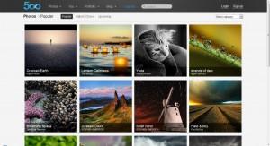 500px 300x163 Popüler Yabancı Fotoğraf Paylaşım Siteleri