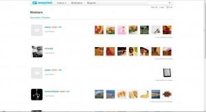 snapix 300x164 Popüler Yabancı Fotoğraf Paylaşım Siteleri