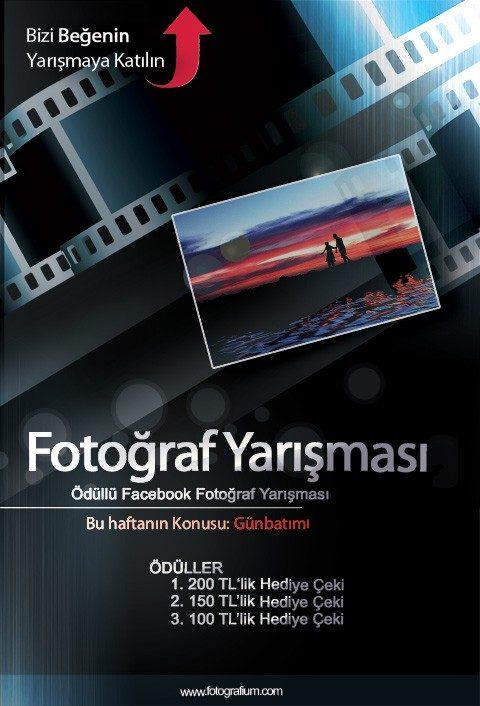 Fotografium Facebook Ödüllü Fotoğraf Yarışmaları Başlıyor!