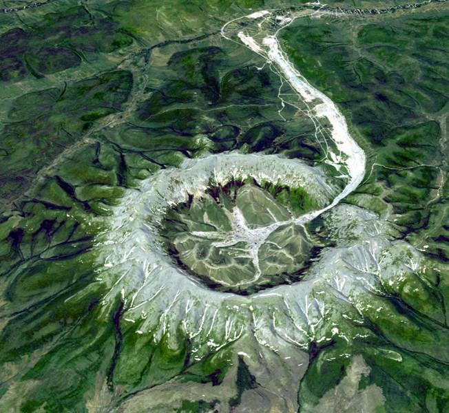 Dünya'nın Uzaydan Çekilmiş En Net Fotoğrafları