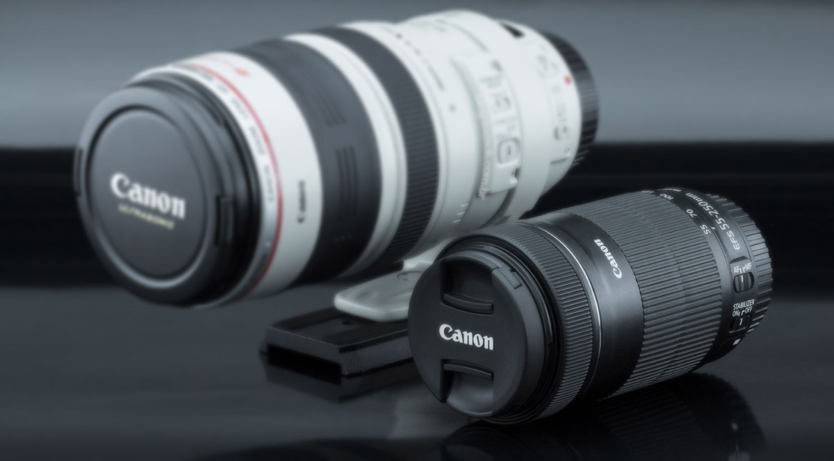 Canon EF 55-250mm