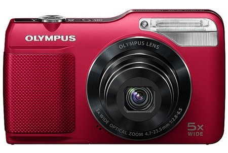 Olympus-VG-170-Digital-Camera-RED