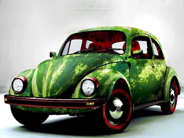 WatermelonCar
