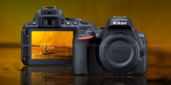 Nikon D5500 İncelemesi