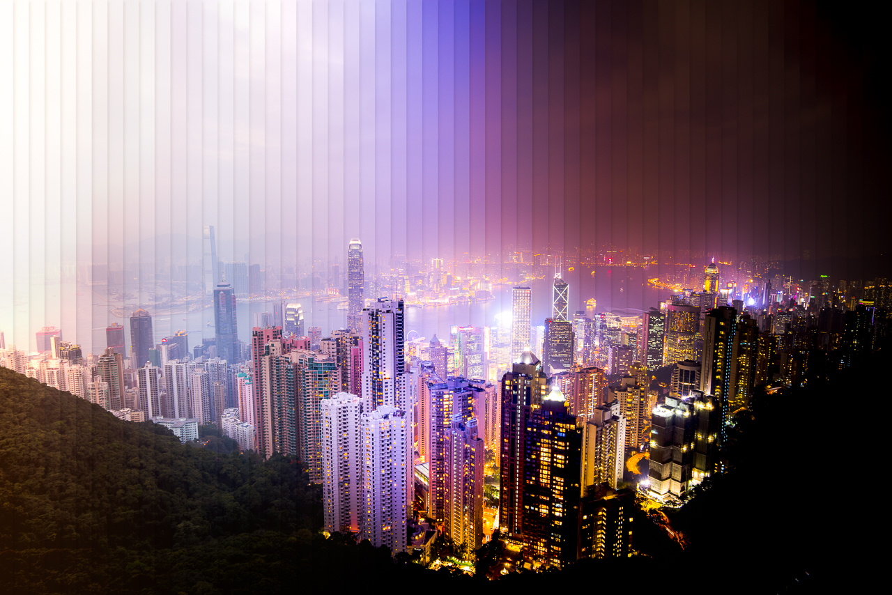 57 photos from Victoria Peak, HK over 1 hour 40 minutes