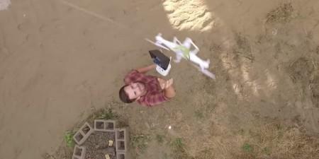 Dron'la Drone Kurtarma