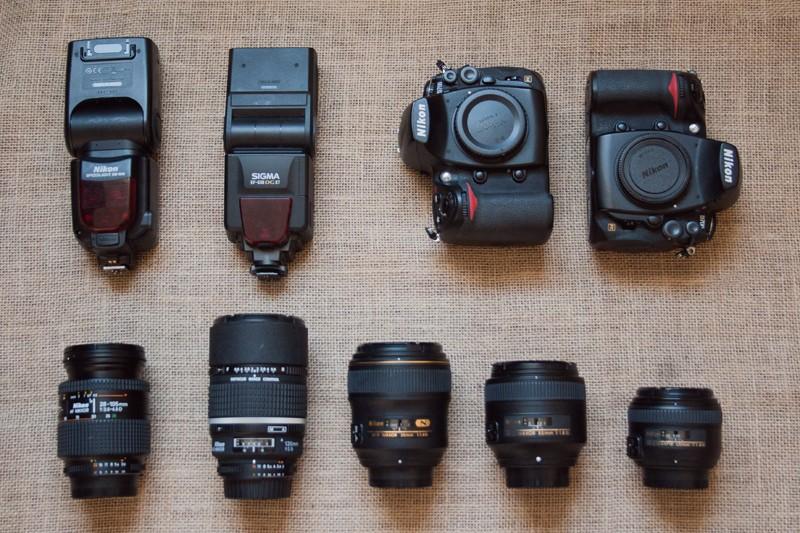 dugun-fotografciligi-ekipmanlar