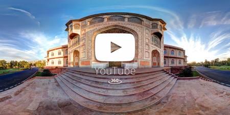 Artık Youtube 360 Video Desteği Sağlıyor