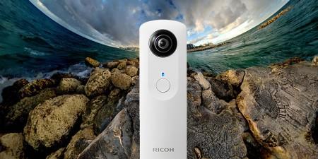 Ricoh Theta S 360 Kamera İnceleme