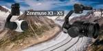 Zenmuse X3 ve Zenmuse X5 Karşılaştırması