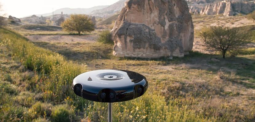Samsung Sanal Gerçeklik Kamerası