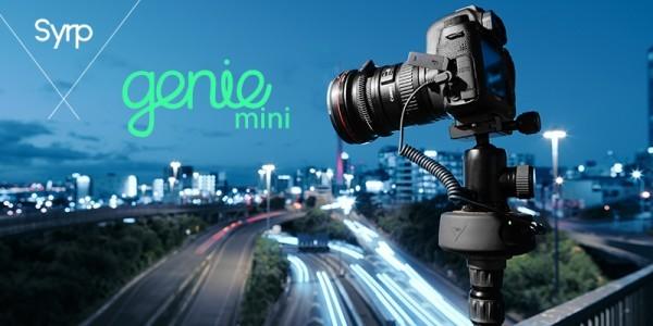 Yeni Motorlu Time Lapse Cihazı Syrp Genie Mini