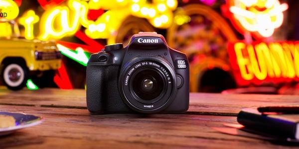Canon 1300D İnceleme ve Teknik Özellikler