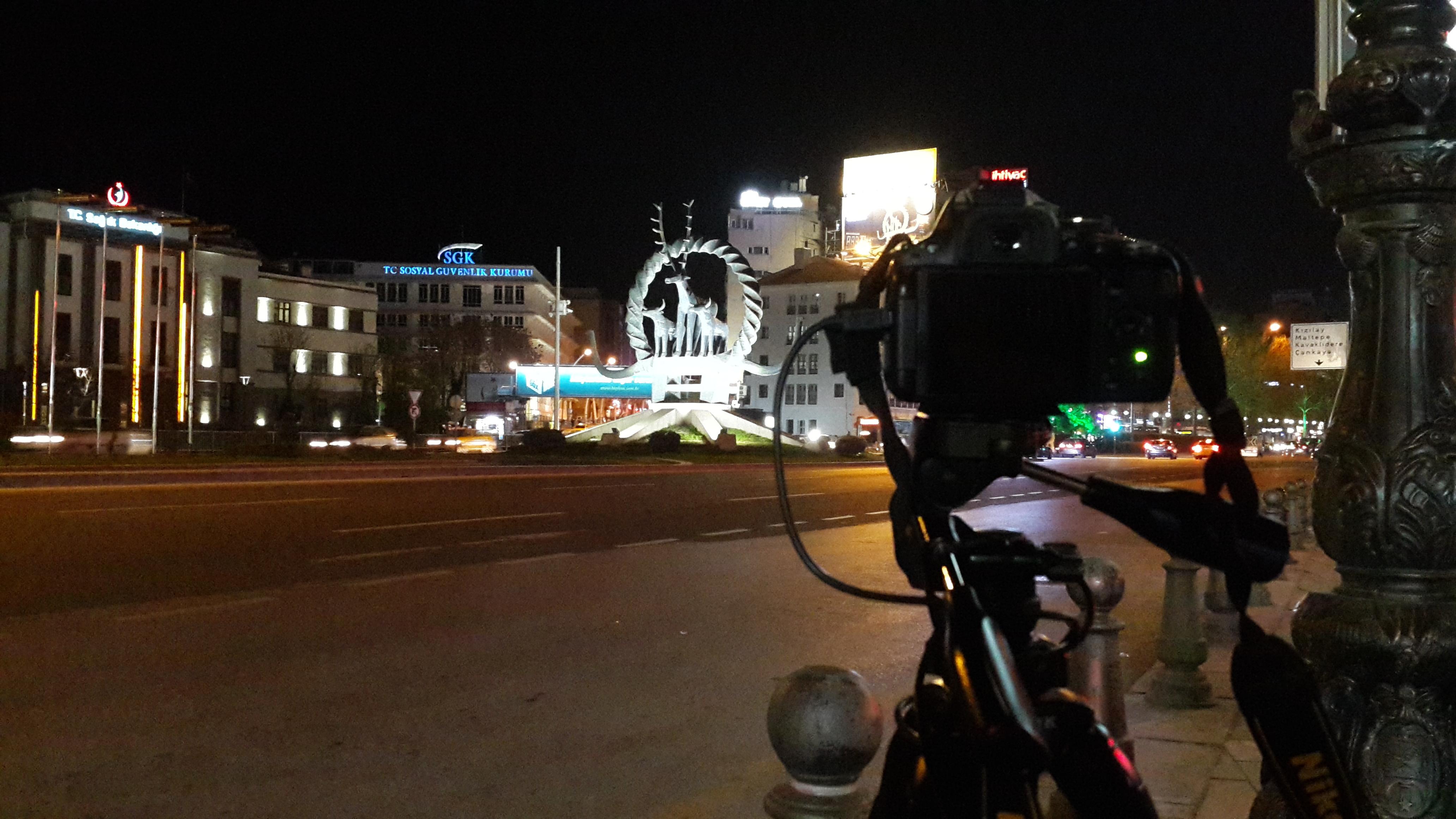 ankara time lapse