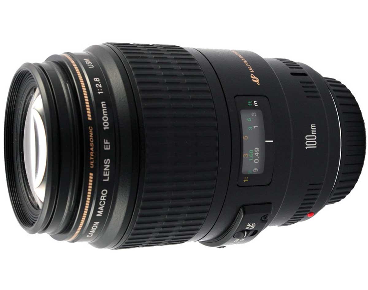 Canon 100mm Makro Lens