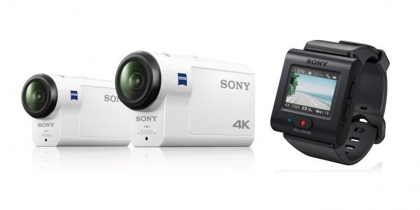 Sony FDR X3000R 4K Aksiyon Kamera Özellikleri ve İnceleme