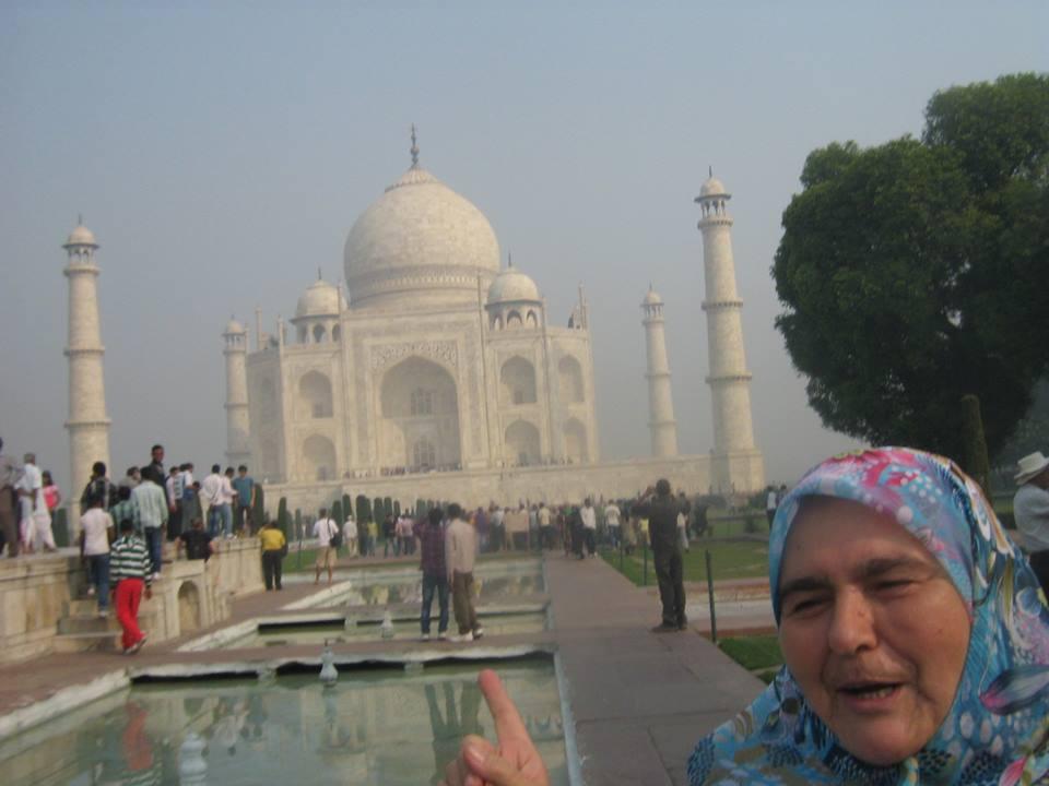 Taj-Mahal, Hindistan