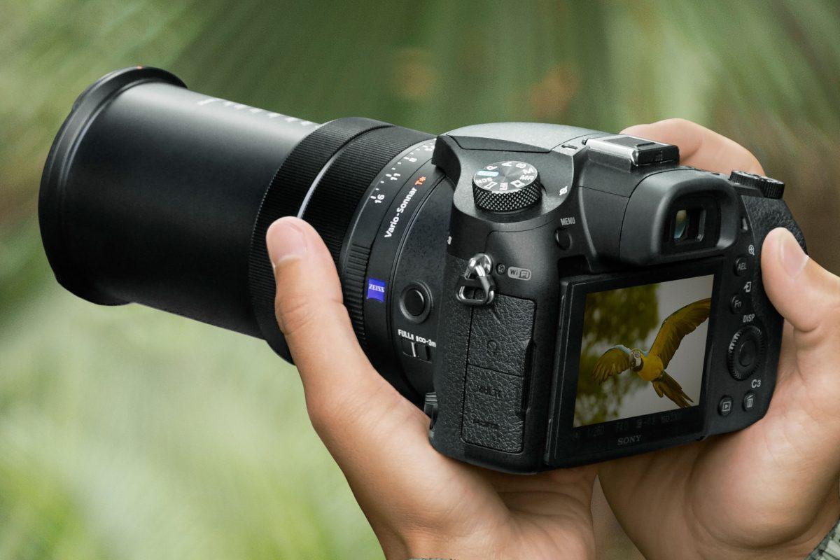 Sony-RX10-IV-gövde