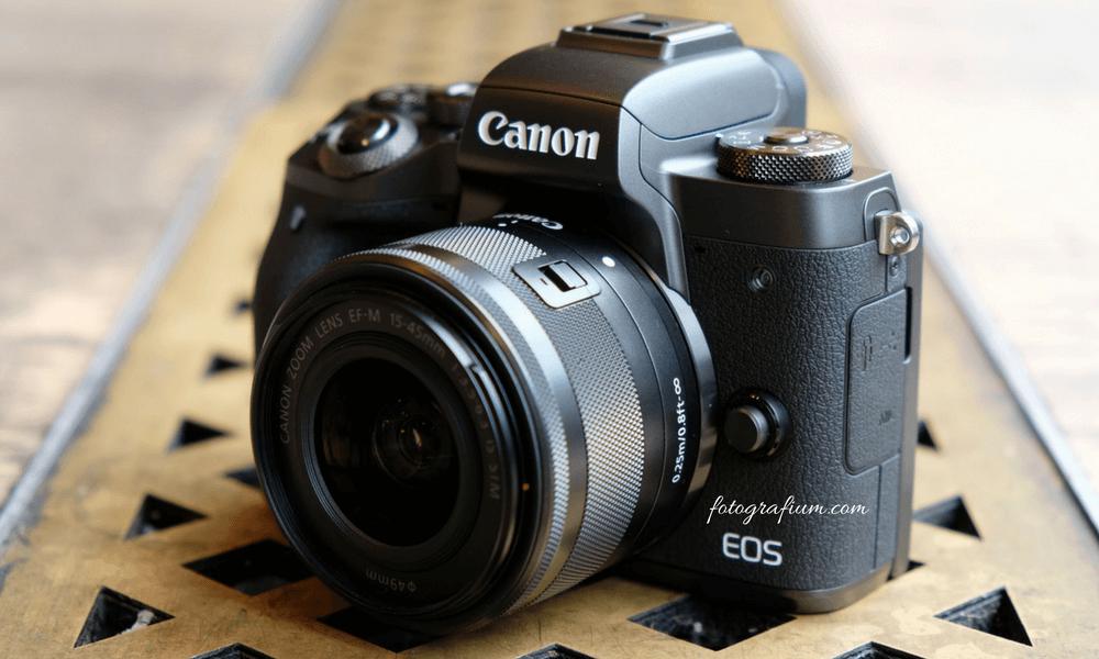 Canon EOS M50 fiyat, inceleme, özellikler