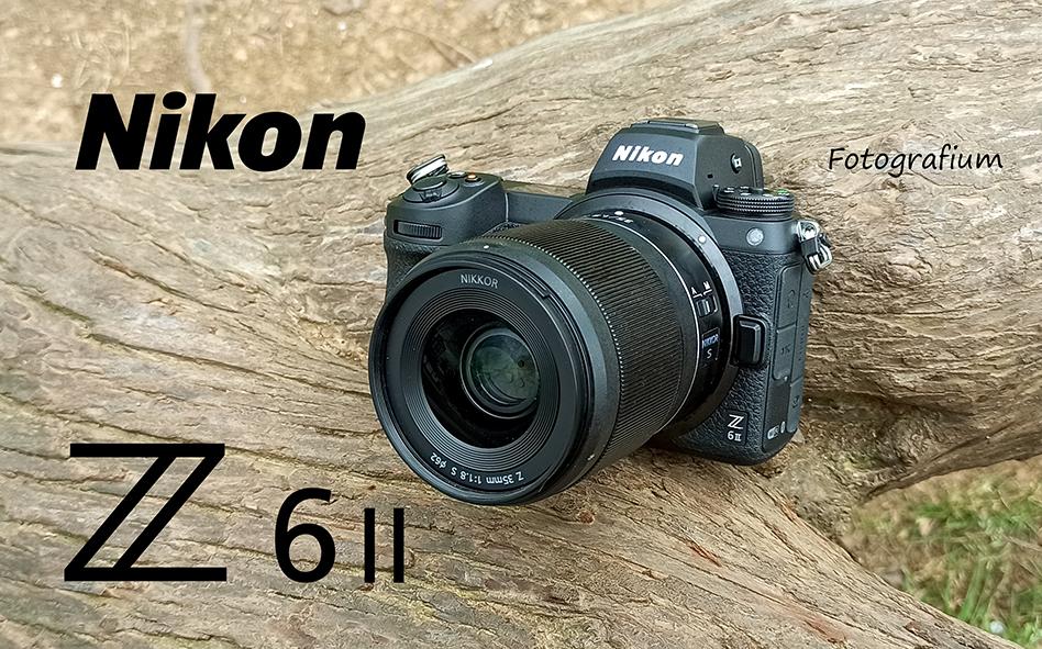 Nikon Z6II inceleme