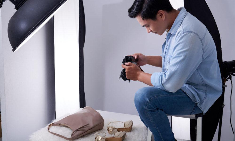 ürün fotoğrafçılığı